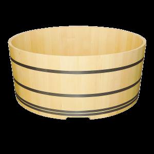 樽ゆとり(据置無節材φ1000型)